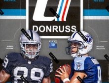 2015 Donruss Football Hobby Box