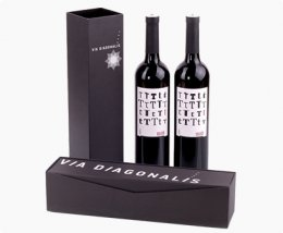 custom wine packaging box