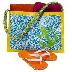 Duck Tape brand beach bag (image from Duck brand website).