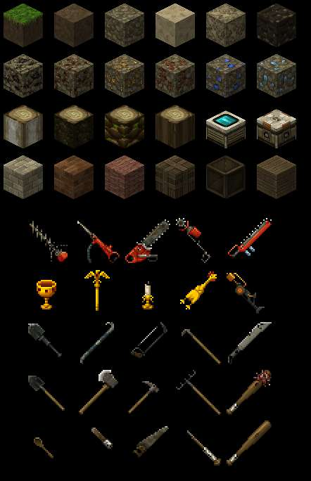 Minecraft Industrial Texture Packs Industrial Packing