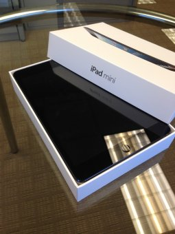 ipad mini packaging
