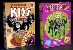 Kiss Krunch Cereal