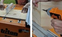 Making Underbed Storage Boxes