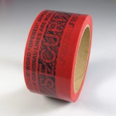 Tamper Evident Security Tape on Roll