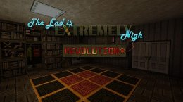 The End is Extremely Nigh Resource Pack for minecraft