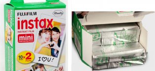Fujifilm Instax Mini Twin Pack Film