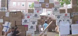 Largest cardboard boxes