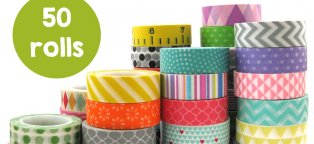 Washi Tape Packs