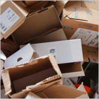 Used Cardboard Moving Boxes