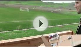65 MPH Cardboard RC Airplane
