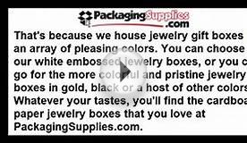 Best Cardboard Jewelry Boxes