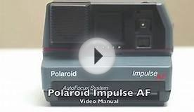 Best Price for Polaroid Impulse 600 Film Camera New