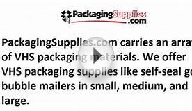 Best Quality Video Tape Packaging