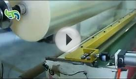 BOPP Packing Tape Production Process