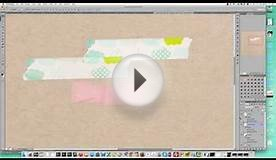 Build Washi Tape Tutorial in Photoshop