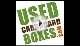 Chase Bank featuring Used Cardboard Boxes, Inc. (UCB) on