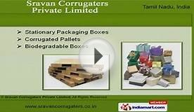 Corrugated Cardboard Boxes & Machines by Sravan