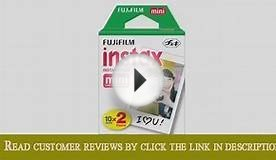Details Fujifilm Instax Mini Twin Pack Instant Film