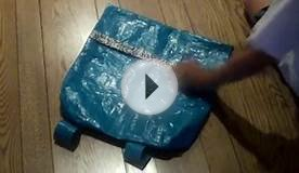 Duct tape back pack for sale
