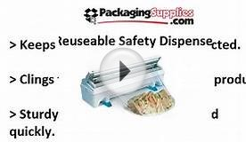 Food Service Film Wrap - Packaging Supplies