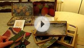 How I Recycle my GRAZE.COM boxes - Here are several