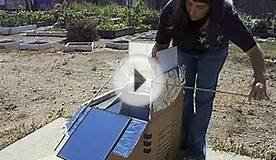 How To Make A Homemade Solar Oven Out Of A Cardboard Box