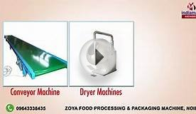 Industrial Machines by Zoya Food Processing & Packaging