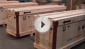 IPAC Specialized Packing - Crating