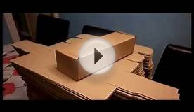 JOBLOT BUNDLE 160+ CARDBOARD POSTAL PACKING SHIPPING BOXES