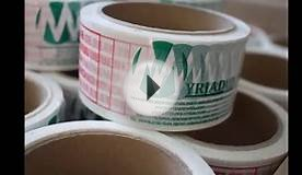 Logo Tape Specialists - Brand tape .brandtape.co.uk