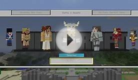 Minecraft - Battle and Beast Skin Pack