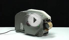 Packing Tape Dispenser | Better Pack 500 Electric Tape