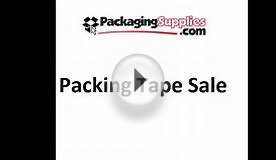 Packing Tape Sale @ Packaging Supplies