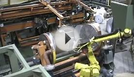 paper roll wrapping 5801 Kraft Wrapping Machine
