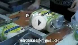 paper rolls/Biscuit Group packing machine