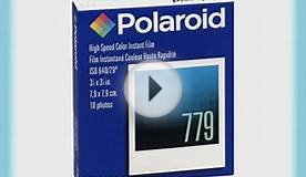 POLAROID 779 SINGLE PACK FILM For One Ultra or 600 Series