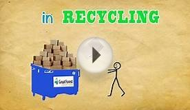 Recycling Tip - Cardboard