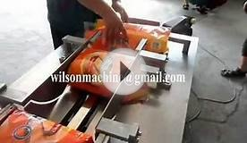 Semi Auto Kitchen Paper Packing Machine