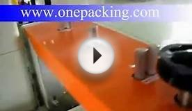 tissue paper roll & toilet paper roll packing machine】