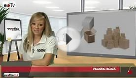 Video On The Best 3 Packing Boxes|Euroffice