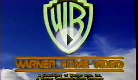Warner Home Video (1989) Company Logo (VHS Capture)