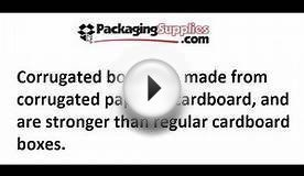 Wholesale Shipping Boxes - Corrugated Cardboard Boxes